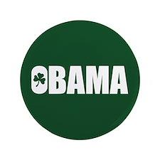 """O'Bama 3.5"""" Button"""