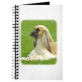 Afghan Hound 9B033D-22 Journal