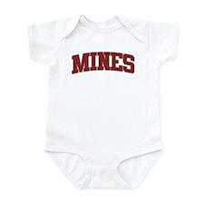 MINES Design Infant Bodysuit