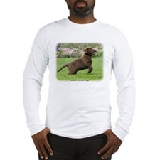 Labrador Puppy 9Y220D-029 Long Sleeve T-Shirt