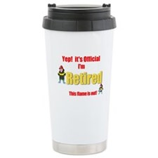 'Fireman's Specials 1.' Ceramic Travel Mug