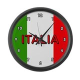 Italia Large Wall Clock