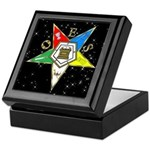 OES Star in the Sky Keepsake Box