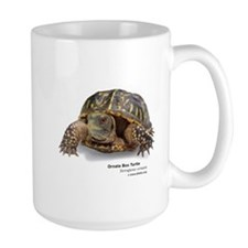 Ornate Box Turtle Mug