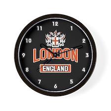 London England Wall Clock
