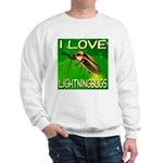 I Love Lightningbugs Sweatshirt