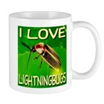 I Love Lightningbugs Mug