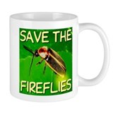 Save The Fireflies Mug