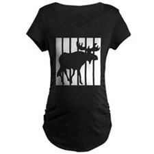 Strip Moose T-Shirt