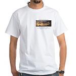 Blogger Corps White T-Shirt
