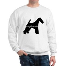 Wire Fox Terrier DESIGN Sweatshirt