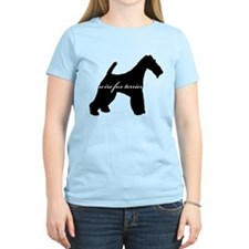 Wire Fox Terrier DESIGN T-Shirt