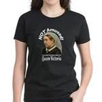 Queen Victoria Women's Dark T-Shirt