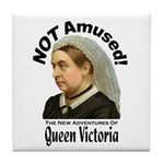 Queen Victoria Tile Coaster