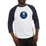 Barack Obama Latinos Baseball Jersey