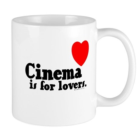 Cinema is for Lovers Mug