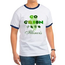 Go Green Illinois T