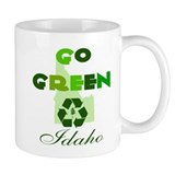 Go Green Idaho Mug