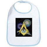 Celebrate Freemasonry Bib