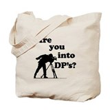 Are you into DP's? Tote Bag