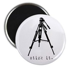 "Tripod - Stick it! 2.25"" Magnet (10 pack)"
