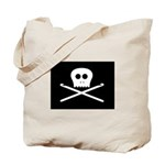 Craft Pirate Crochet Tote Bag w/ Craftster Logo