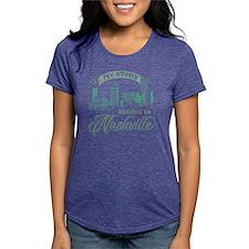 I Love HOT TUBS Women's Raglan Hoodie
