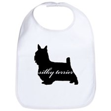 Silky Terrier DESIGN Bib