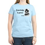 Francis Bacon Quote 1 Women's Light T-Shirt