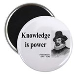 Francis Bacon Quote 1 Magnet