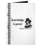 Francis Bacon Quote 1 Journal