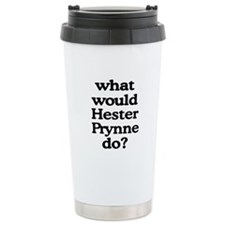 Hester Prynne Ceramic Travel Mug