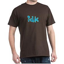 idk Men's T-Shirt