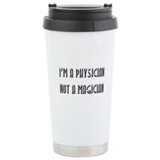 Physician Ceramic Travel Mug