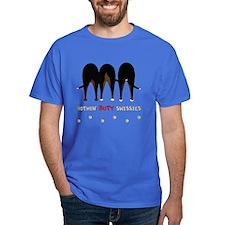 Nothin' Butt Swissies T-Shirt