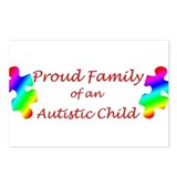 Autism Family Postcards (Package of 8)