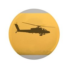 "AH-64 Apache 3.5"" Button (100 pack)"