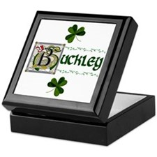 Buckley Celtic Dragon Keepsake Box