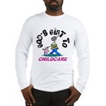 God's Gift to Childcare Long Sleeve T-Shirt