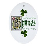 Byrnes Celtic Dragon Ornament