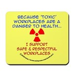 Toxic Anti-Bullying Mousepad