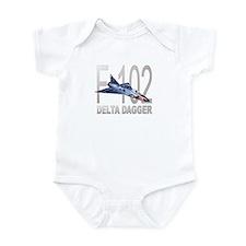 F-102 Delta Dagger Infant Bodysuit