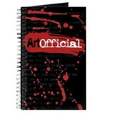 ArtOfficial Logo Rhyme Book / Journal