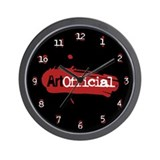ArtOfficial Logo Wall Clock
