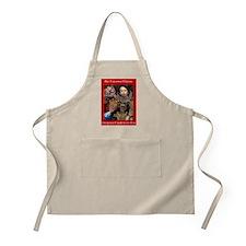 Her Eminence Condi BBQ Apron