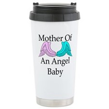 Mother of an Angel Baby Ceramic Travel Mug