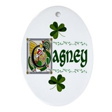 Cagney Celtic Dragon Ornament