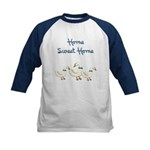 Home Sweet Home Kids Baseball Jersey