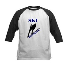 Ski Blackjack Tee