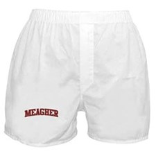 MEAGHER Design Boxer Shorts